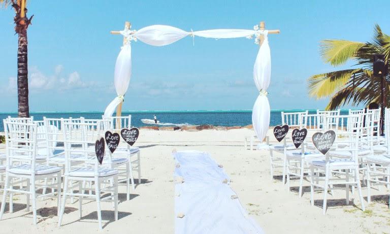 海の結婚式