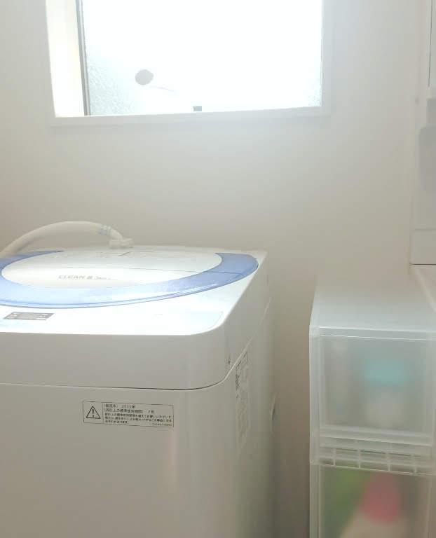 洗剤たちを収納しスッキリ