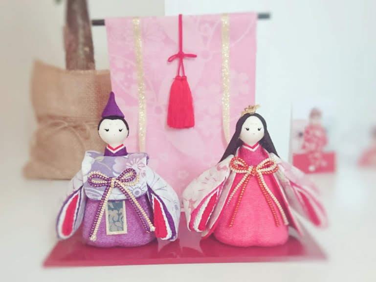 我が家の雛人形