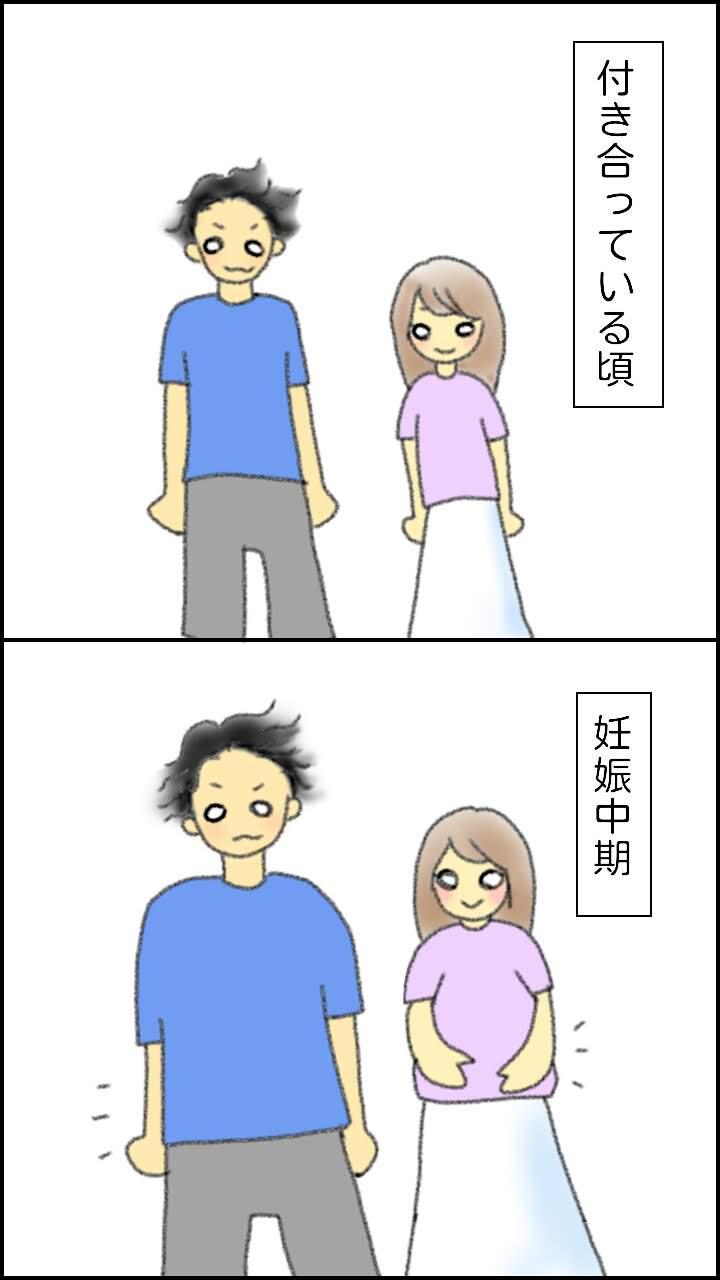 夫婦の変化1